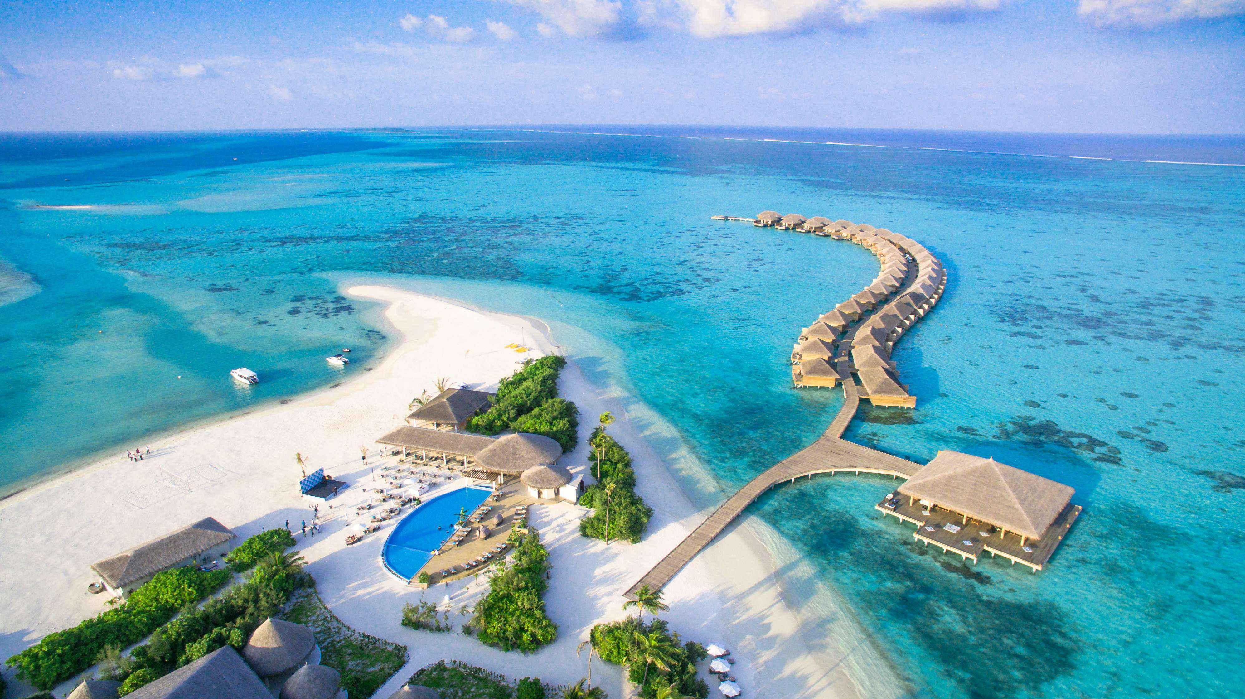 Cocoon Maldives 8J/7N Muslim Friendly