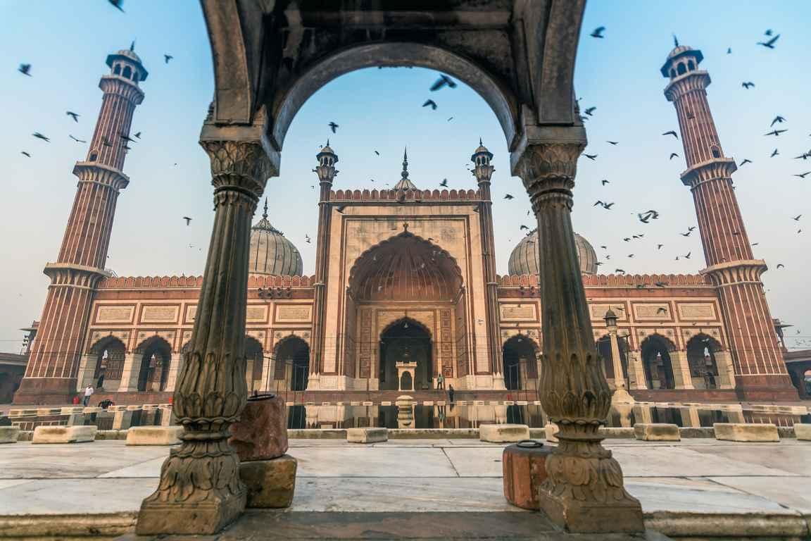 Circuit Privé Inde du Nord Pèlerinage 9J/8N Muslim Friendly