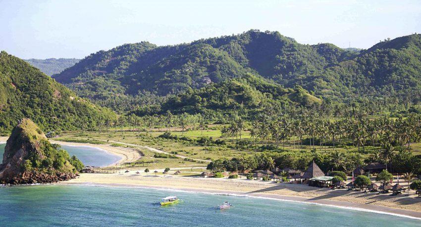 Plage Lombok voyage pays musulman