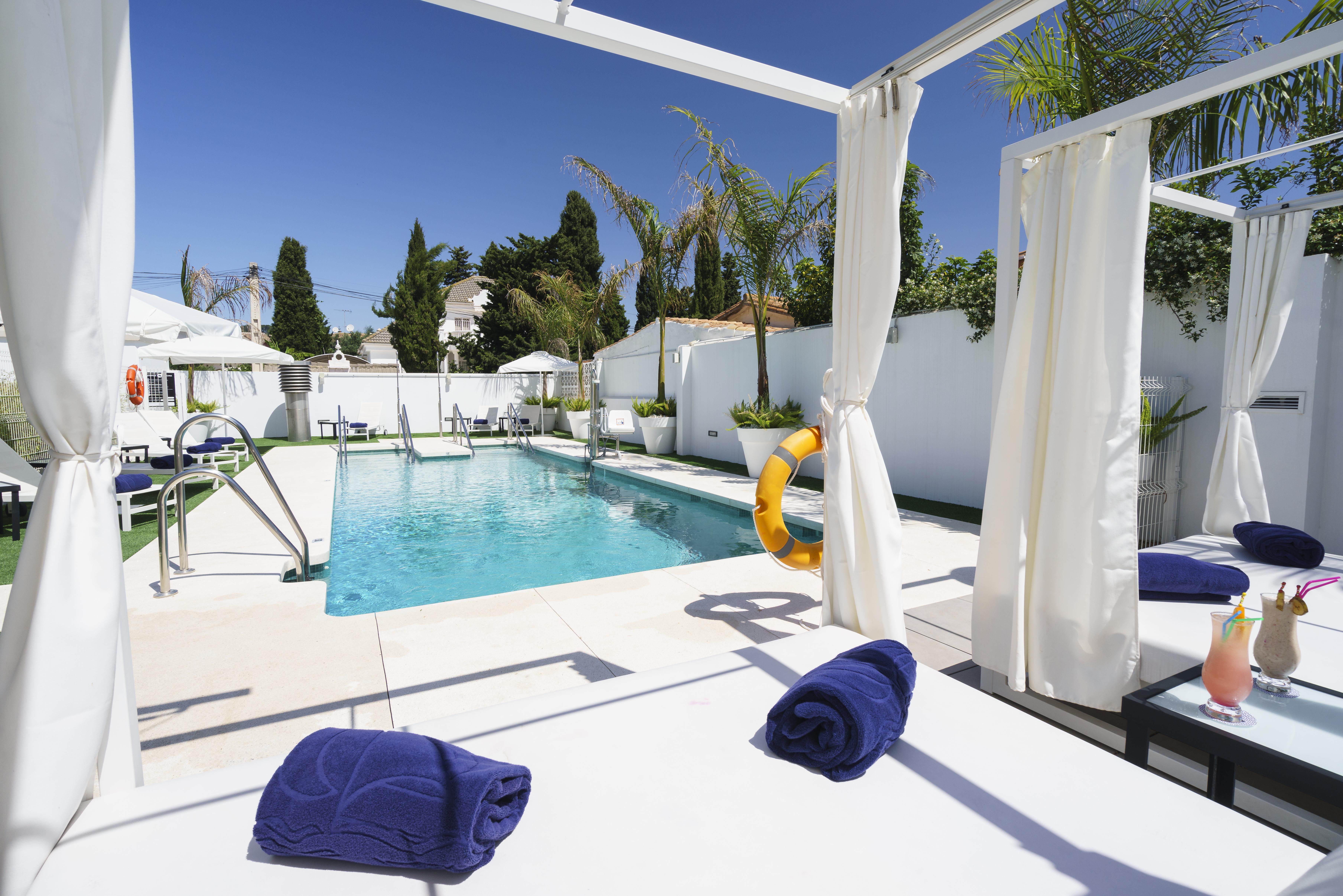 Costa Del Sol 4*, Luxury Boutique Hotel, Malaga, Espagne