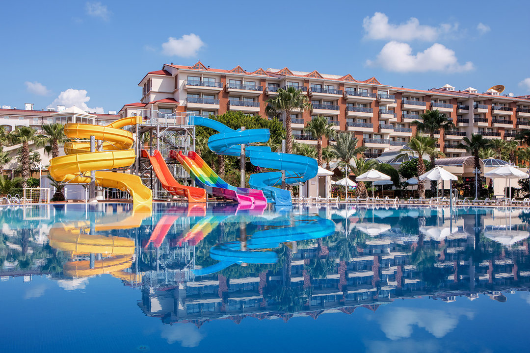 Selge Beach Resort & Spa, 4* Turquie-Halal Ultra All Inclusive