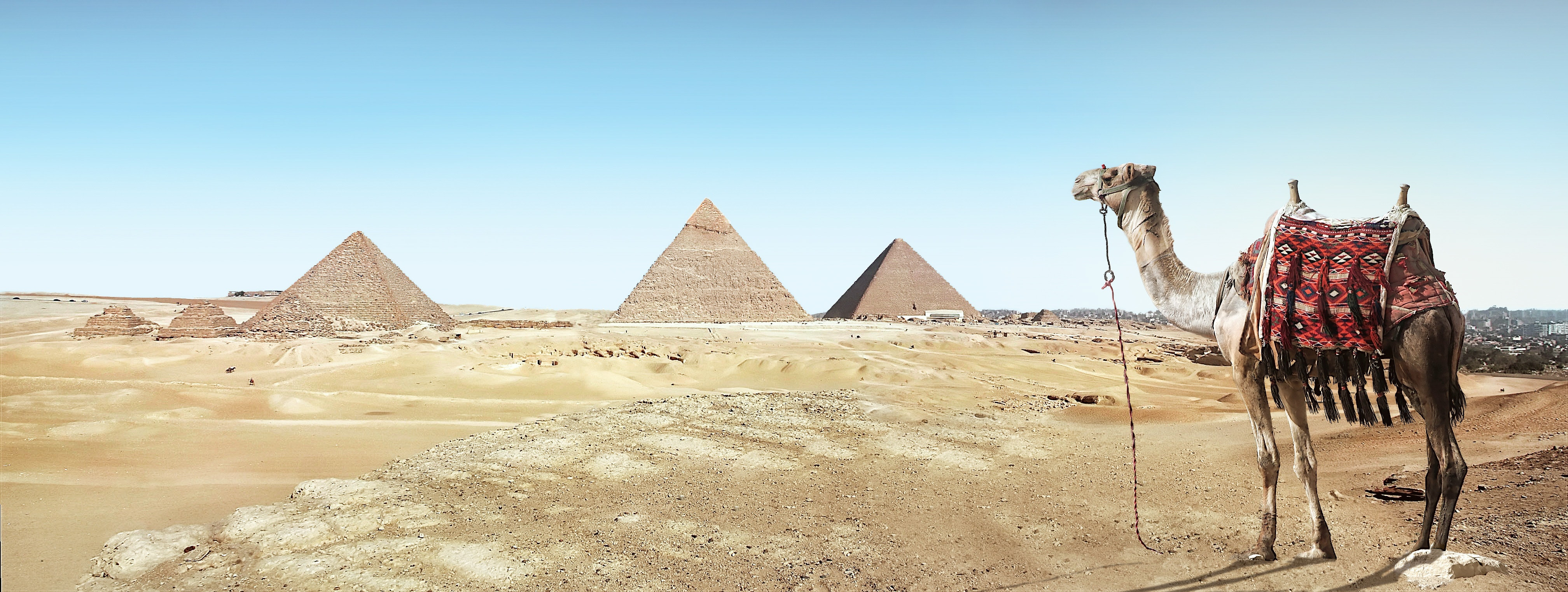 Voyage Egypte