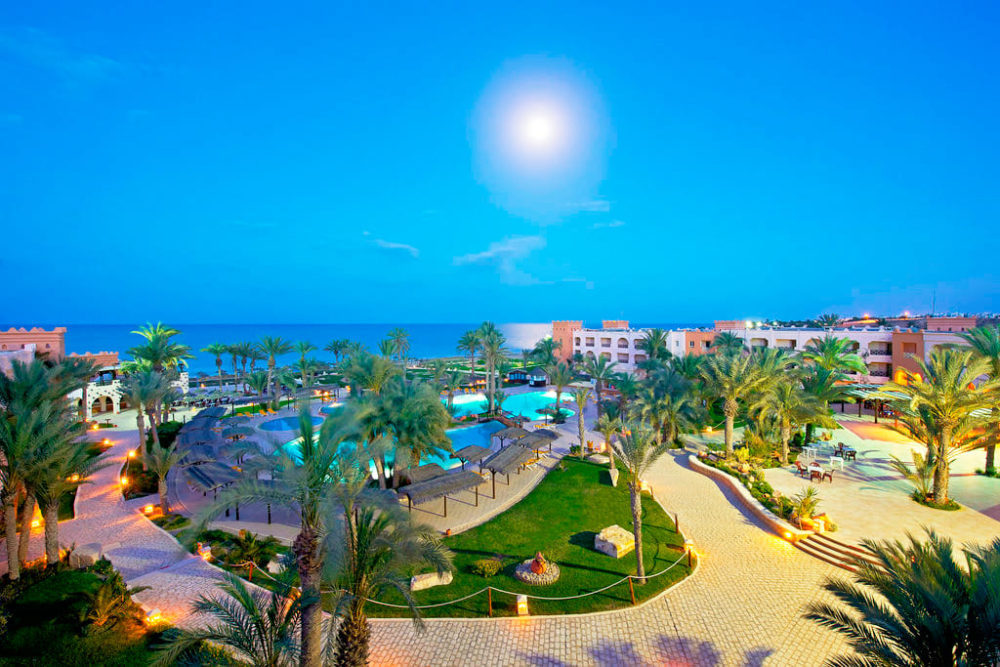 Vincci Safira Palms 4* All Inclusive, Djerba, Tunisie