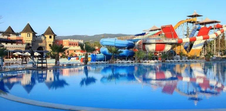 Sensass Club Yali 5* Tout-compris 8J/7N, Izmir, Turquie, All Inclusive