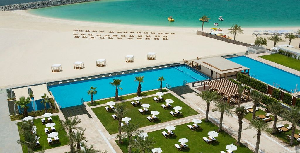 Hôtel Doubletree by Hilton Dubaï Jumeirah Beach 4* 6J/5N, Petit Déjeuner, Dubaï