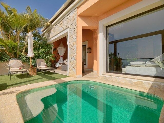 Royal Garden Villas et Spa 5* Petit-Déjeuner, Adeje, Tenerife