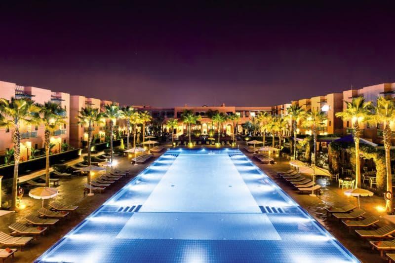 Les Jardins de L' Agdal Hotel & Spa 5* Petit-Déjeuner 8J/7N, Marrakech, Maroc