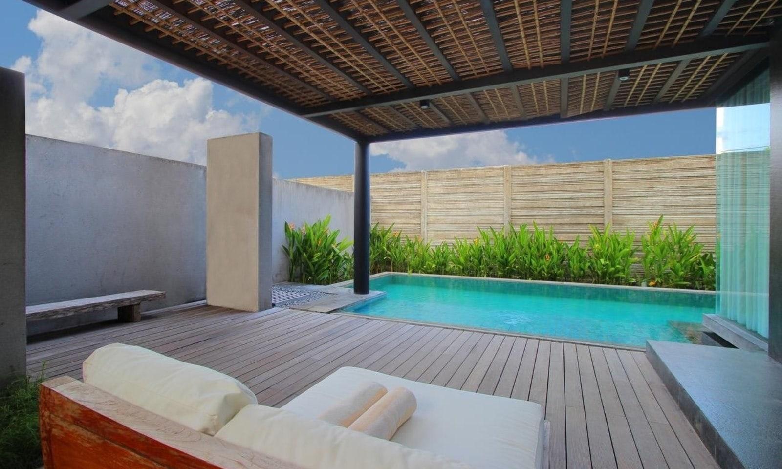 Javana Royal Villa 5* Petit-Déjeuner, Bali, Indonésie