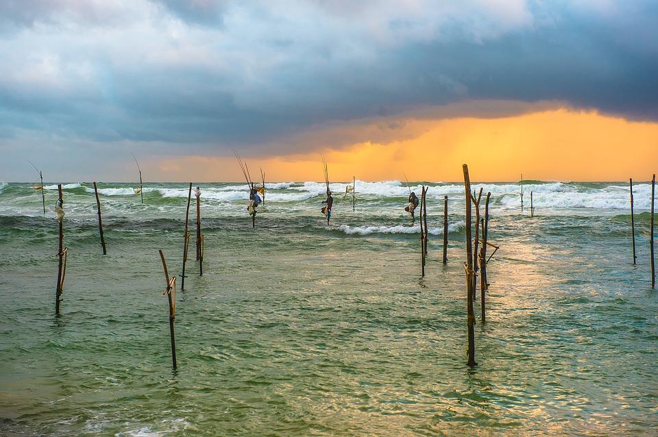 La Route des épices de Ceylan, Sri Lanka