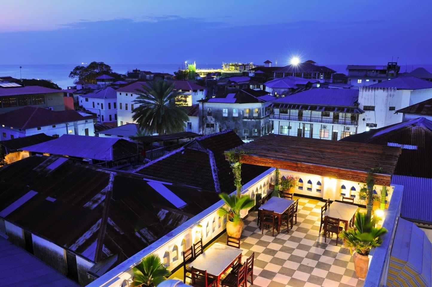 Dhow Palace Hotel 4*, Zanzibar Tanzanie