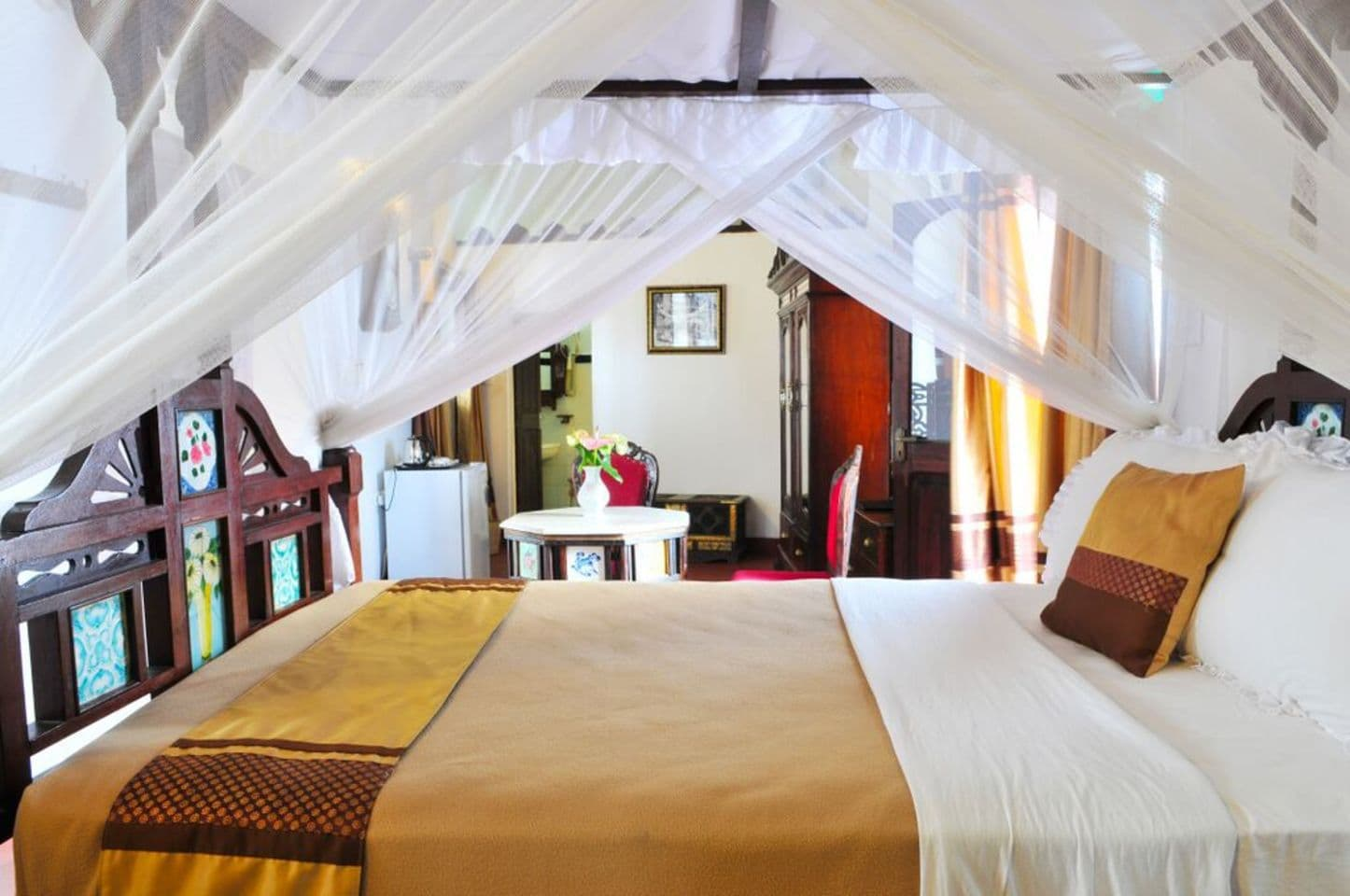 Chambre double Dhow Palace Hotel