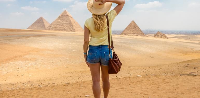 Circuit Egypte: Combiné des Pyramides à la Mer Rouge 5* avec Visites
