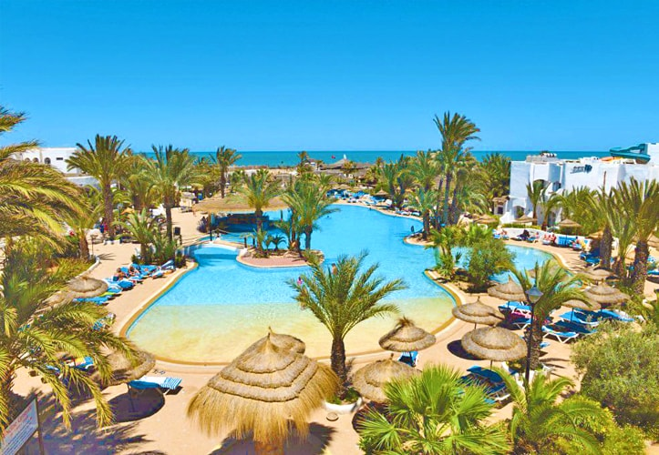 Fiesta Beach Club 4* Djerba, Tunisie