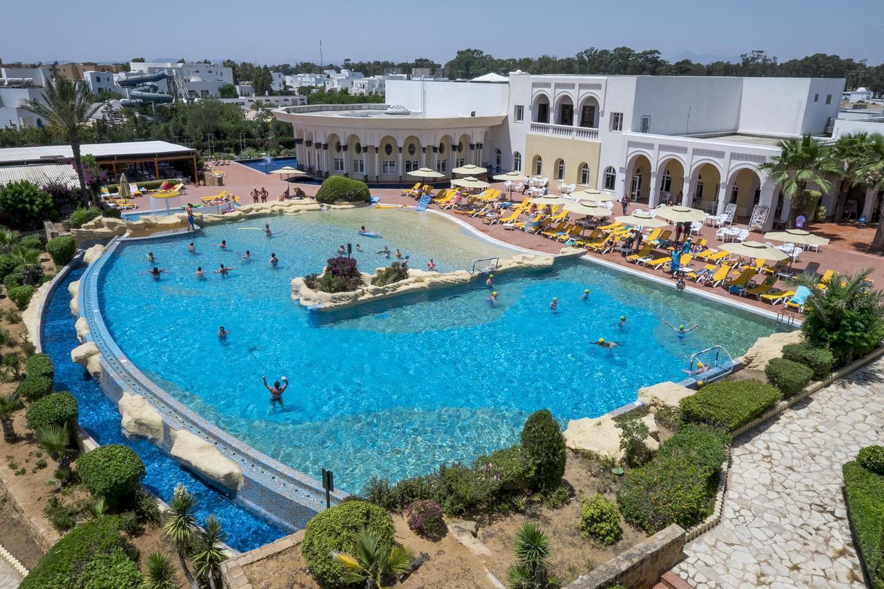 Medina Belisaire & Thalasso 4* Hammamet