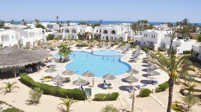 Hôtel Jerba Sun Club 3* Djerba