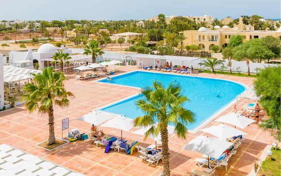 Riad Meninx 4* Djerba