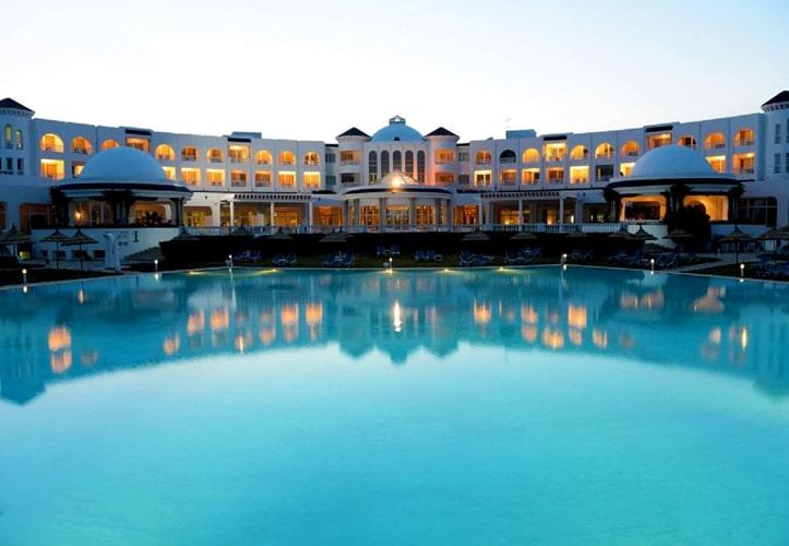 Hôtel Golden Tulip Taj Sultan 5* Hammamet