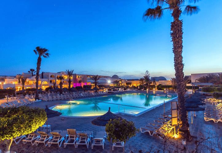 Sun Connect Aqua Resort 4*, Tout Compris, Djerba Tunisie