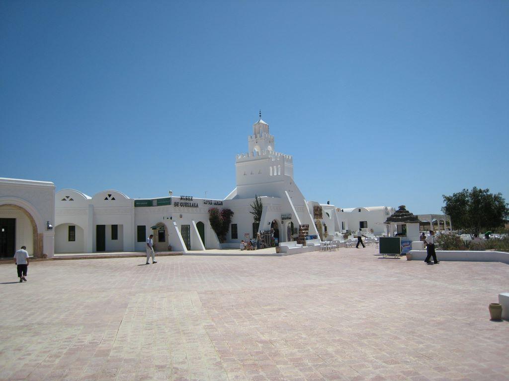 Week end 4J/3N Djerba mer et désert
