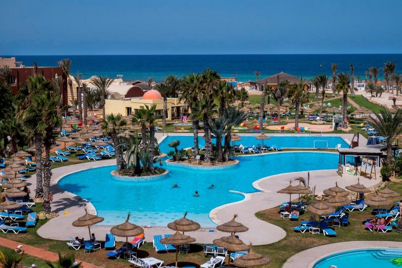 Welcome Meridiana 4* Long Séjour Djerba