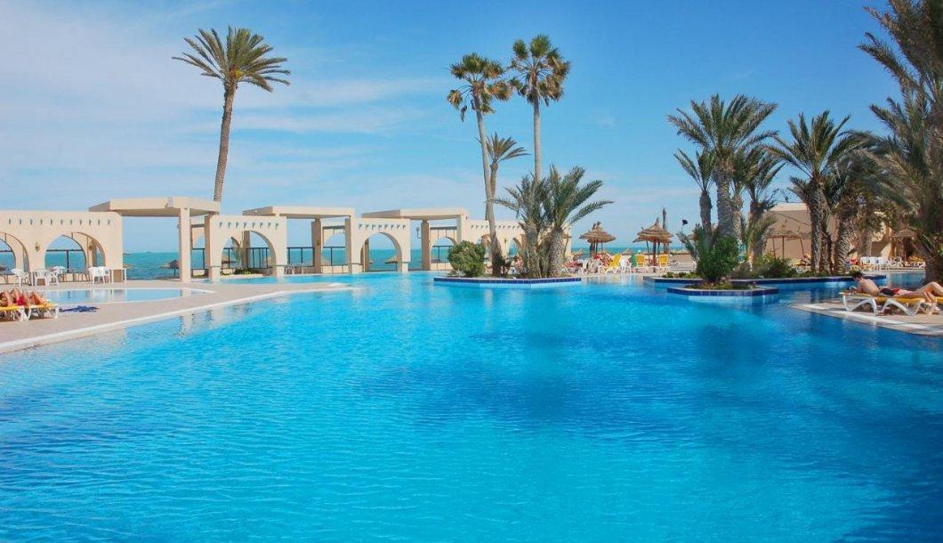 Zita beach resort 4* Djerba Zarzis