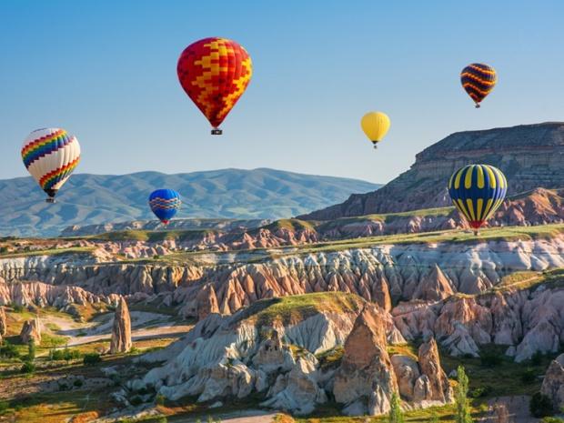 Circuit d'Antalya à la Cappadoce, 8Jours/7Nuits, Pension Complète