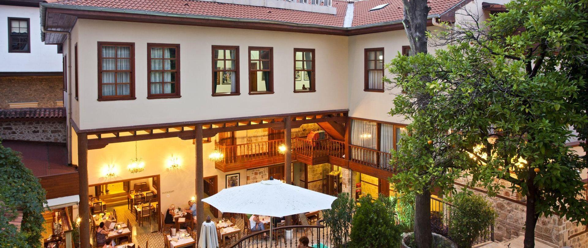 Hôtel Mediterra Art 4* Antalya