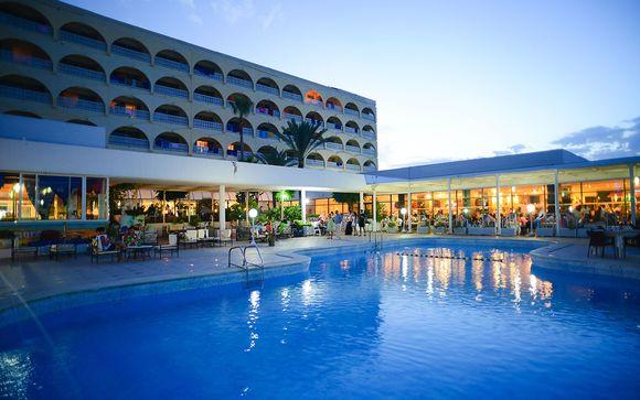 Mondi Club One Resort Jockey 4* Monastir