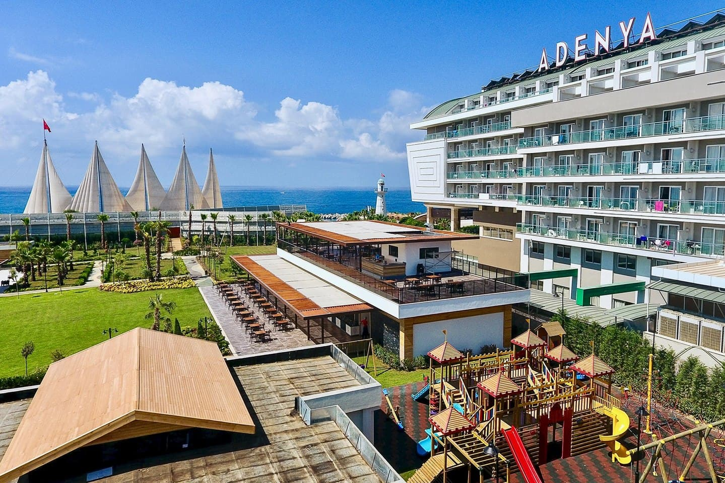 Adenya Hotel & Resort 5*,  Antalya, Turquie