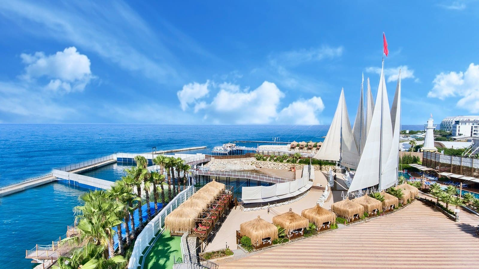 Adenya Hôtel Resort Antalya 5* All Inclusive, Antalya, Turquie