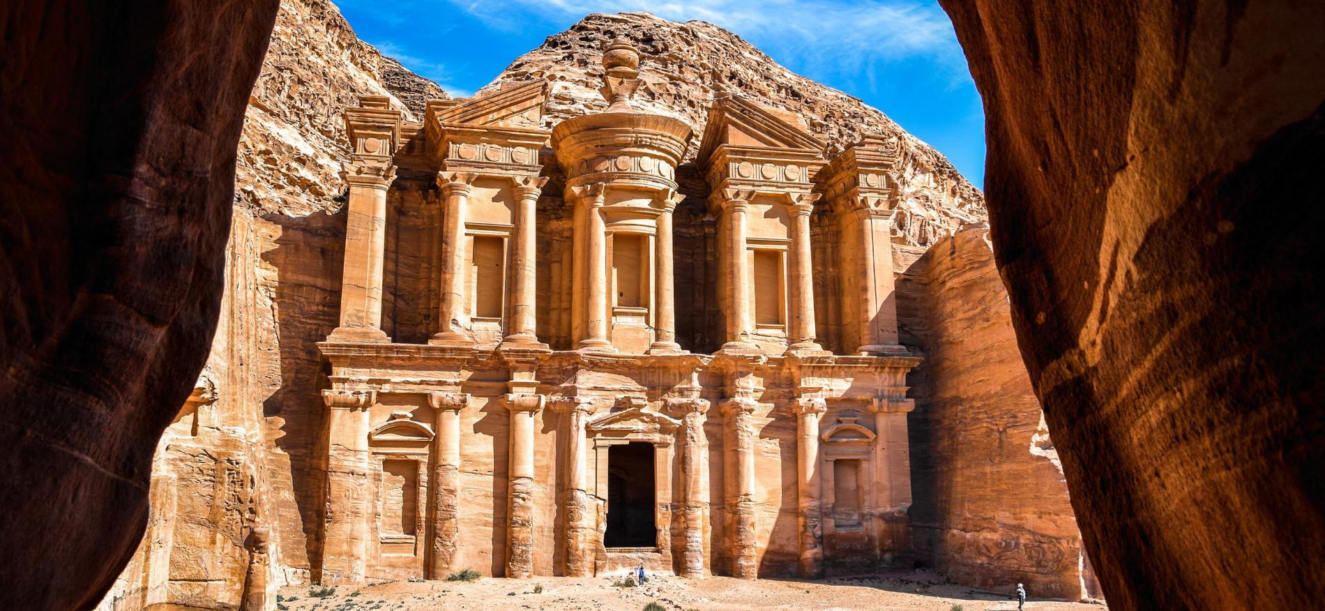 Magie de l'Orient- sur Vol Royal Jordanian