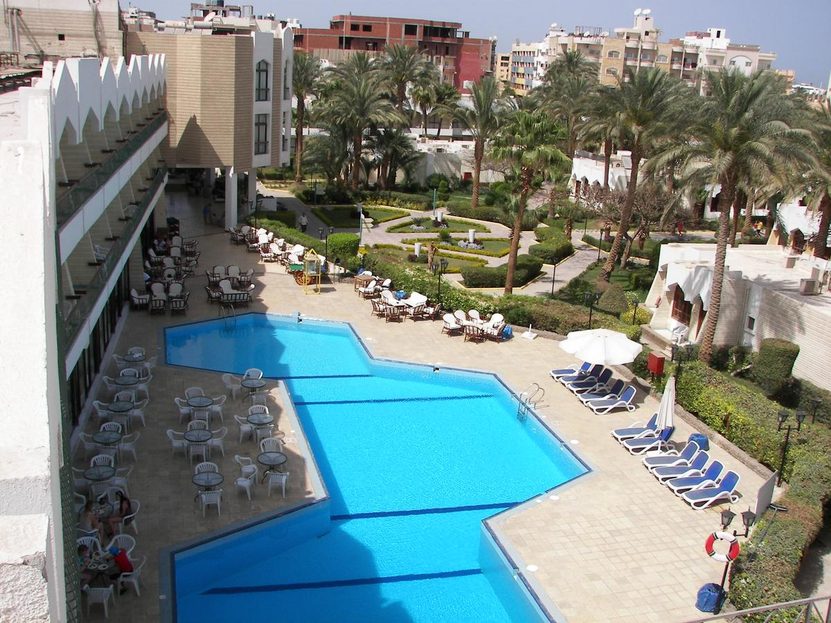 Regina Resort 4* 7Nuits, Tout Compris,  Hurghada, Egypte