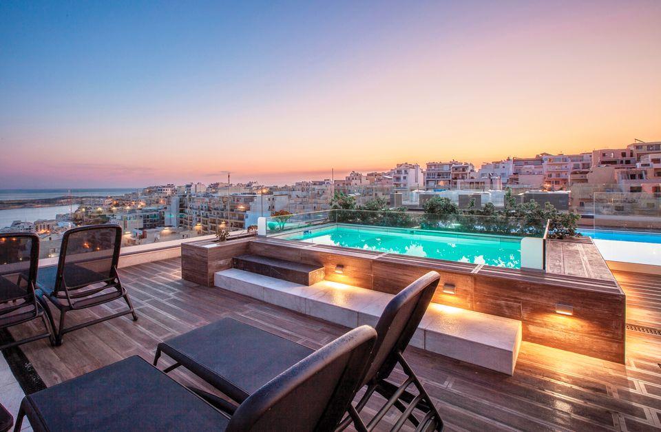 Solana Hotel 4* & Spa, Mellielha, Malte