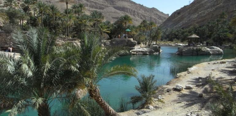 Circuit 3*/4* Oman, Pension Complète