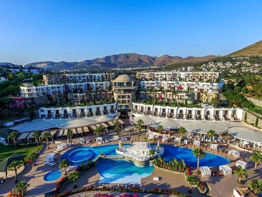 Sianji Well Being Resort 5* Luxe Bodrum