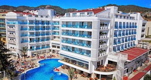 BLUE BAY PLATINUM 5*, Marmaris , Turquie: 7Nuits en Tout Compris