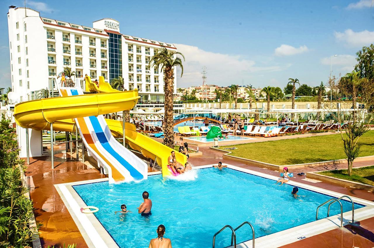 SideKum 5* Antalya
