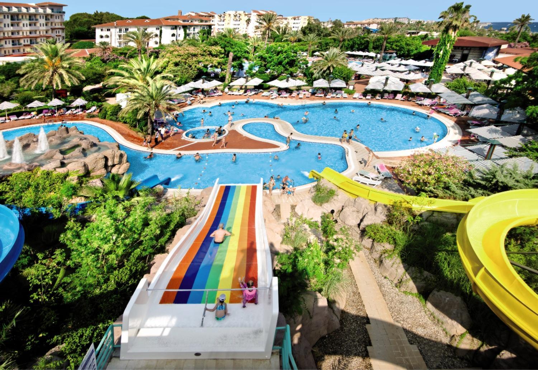 Belconti resort 5* Antalya