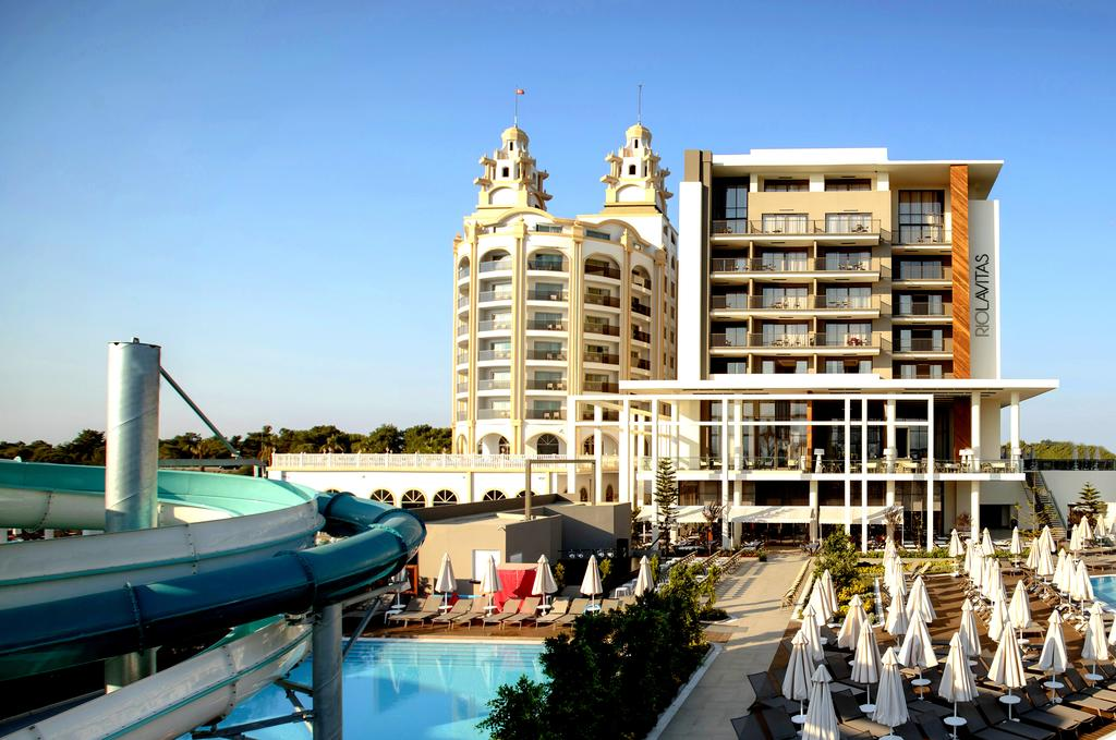 Riolavitas Spa & Resort 5* Antalya
