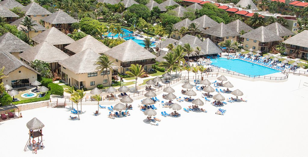 Hôtel Allegro Playacar 4*, 6J/5N, Tout Compris, Playa del Carmen, Mexique